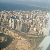 Approaching Beirut