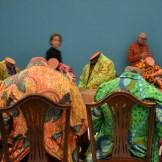 Yinka Shinobare, Scramble for Africa, 2003