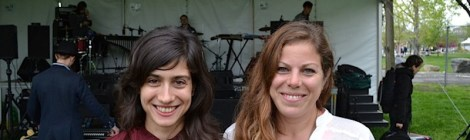 Naama Tsabar and Mindy Abovitz On A Collaborative Music Festival
