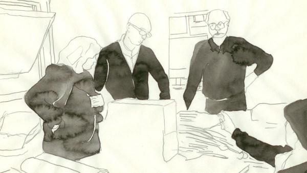 Yane Calovski Obsessive Setting ( Rearchiving Kenzo Tange's Master Plan for Skopje 1963/65) 2013