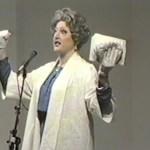 Martha Wilson on Political Performance Art
