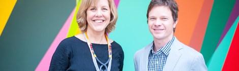 Trevor Schoonmaker and Brooke Davis Anderson on Prospect.4 New Orleans
