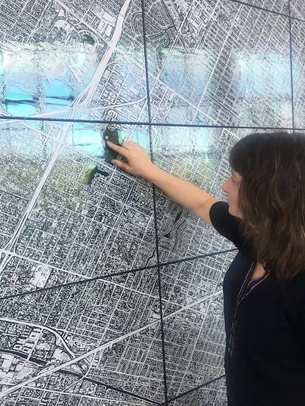 Ellen Harvey Public Art Climate Action