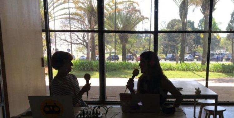 Streaming Live from São Paulo