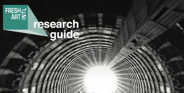 The Art of Capitalism—Research Guide Issue 5