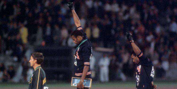 Glenn Kaino and Tommie Smith Take a Stand