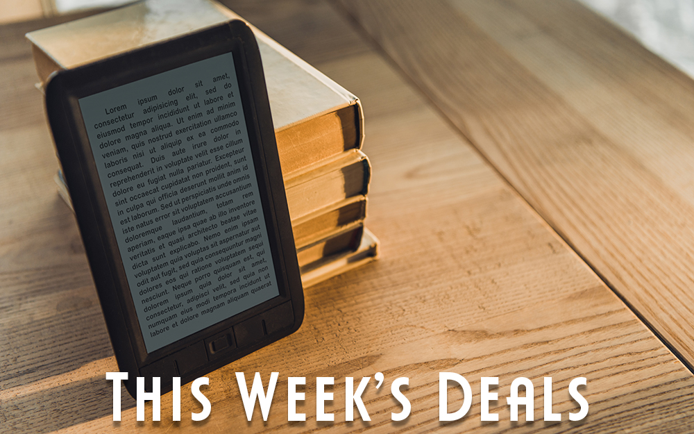 Fresh Book Deals for January 13, 2021