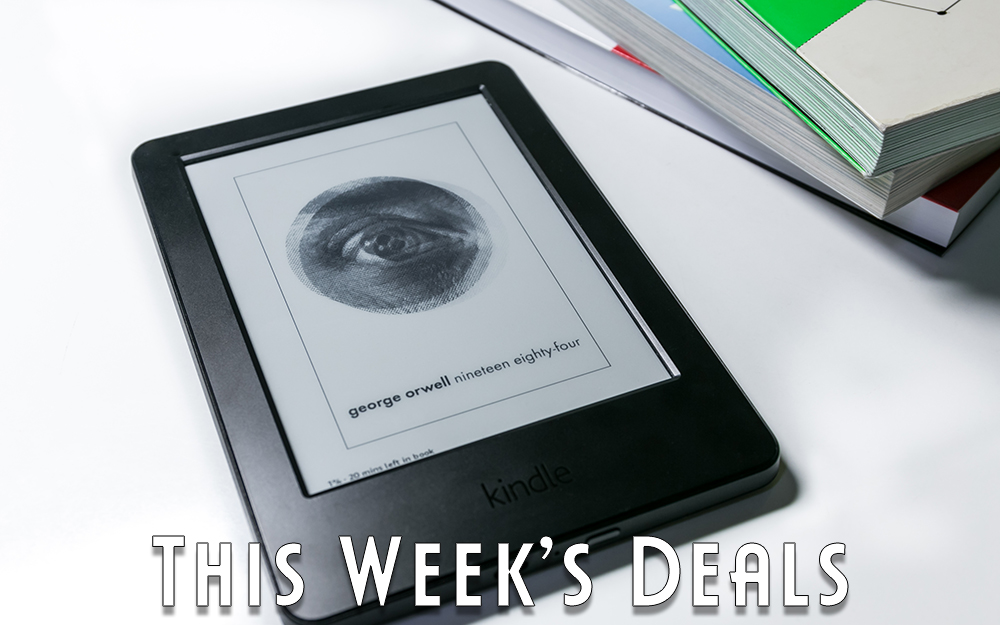 Fresh Book Deals June 3, 2020