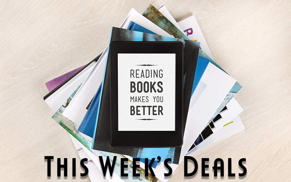 Fresh Book Deals for December 23, 2020