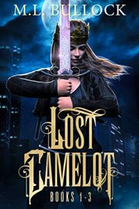 Lost Camelot ebook cover