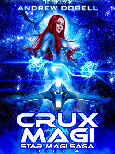Can Amanda end the Nexus War? Find out in Crux Magi!