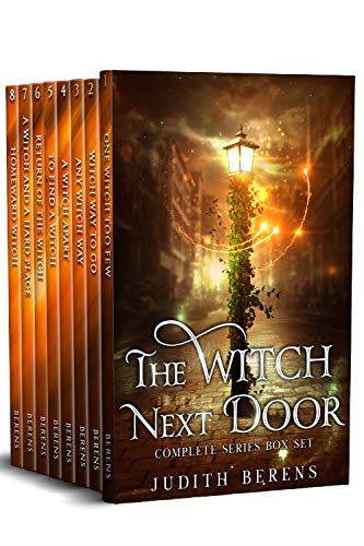 Get the complete Witch Next Door series in one GIANT boxed set today!
