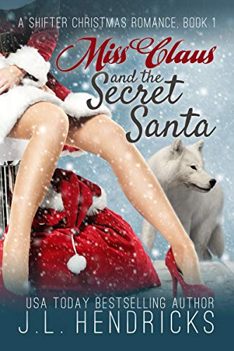 Miss Claus ebook cover
