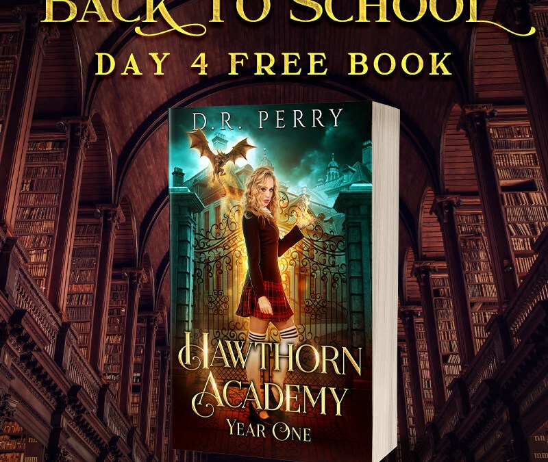 Back to School Day 4: Get Hawthorn Academy: Year One for Free!