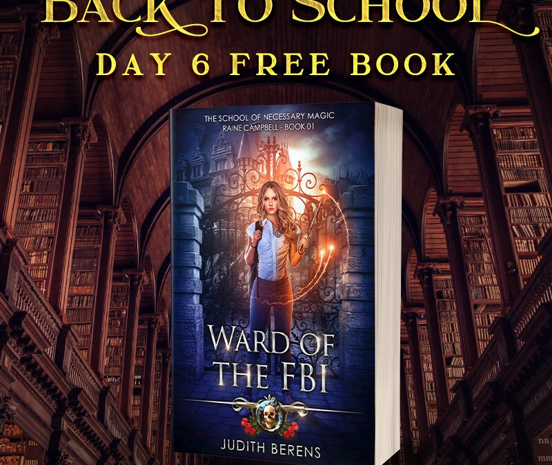 Back to School Day 6: Get Ward of the FBI for Free!