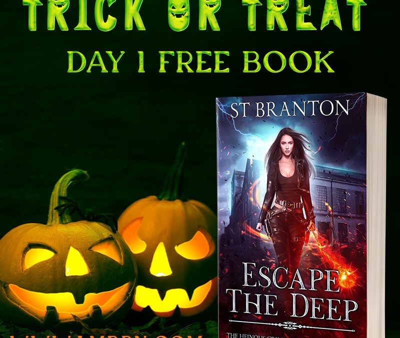 Trick or Treat Day 1: Get Escape The Deep for FREE!