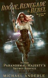 Rogue, Renegade & rebel e-book cover