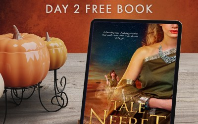 Bountiful Book Giveaway: Day 2- The Tale of Nefret