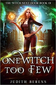 One Witch Too Few e-book cover