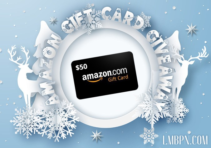 LMBPN Gift Card Giveaway