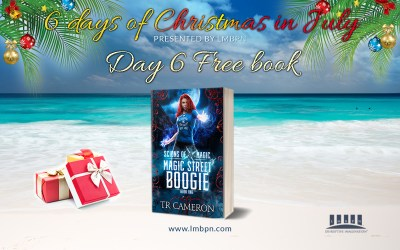 6 Days of Christmas in July Day 6: Get Magic Street Boogie for FREE!