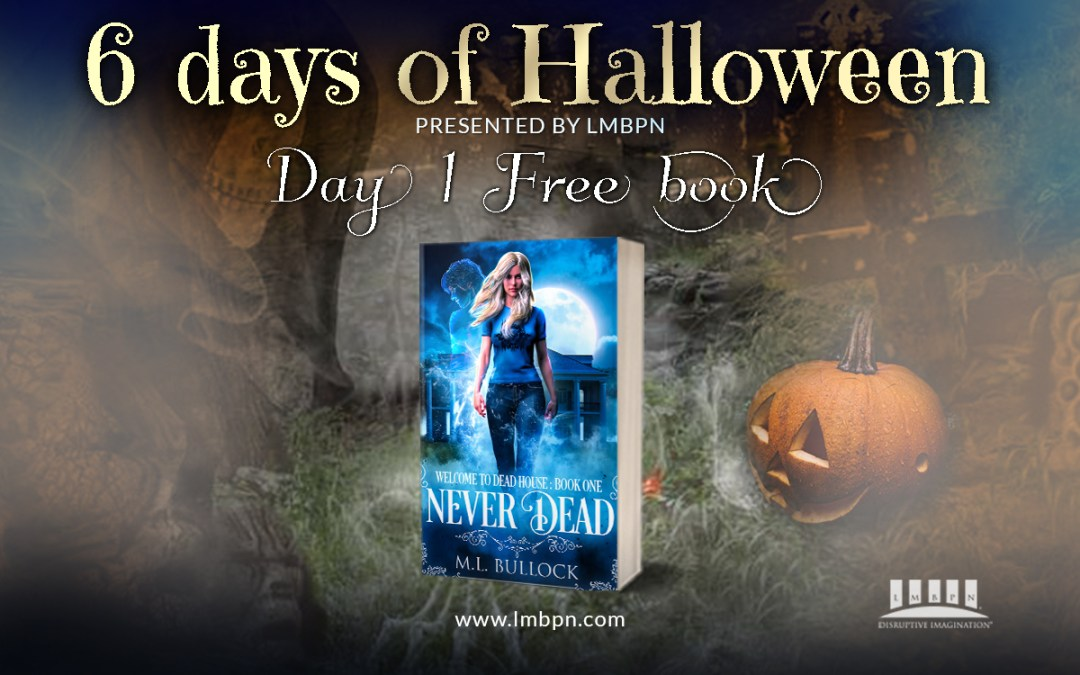 Monster Mash Book Giveaway Day 1