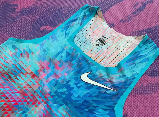 Bell Lap Track and Field Nike Singlet