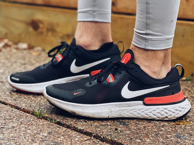 Nike React Miler review
