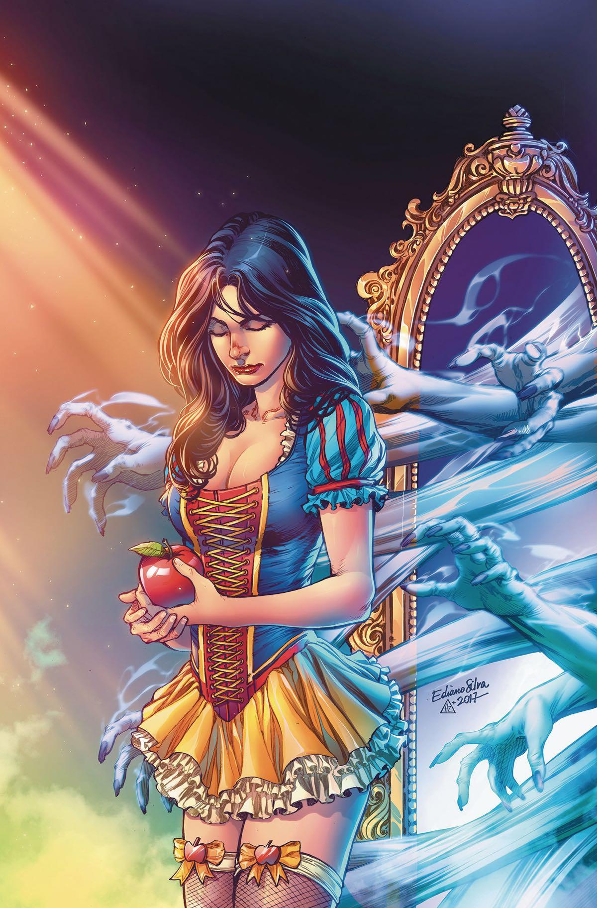 Grimm Fairy Tales 7 Silva Cover