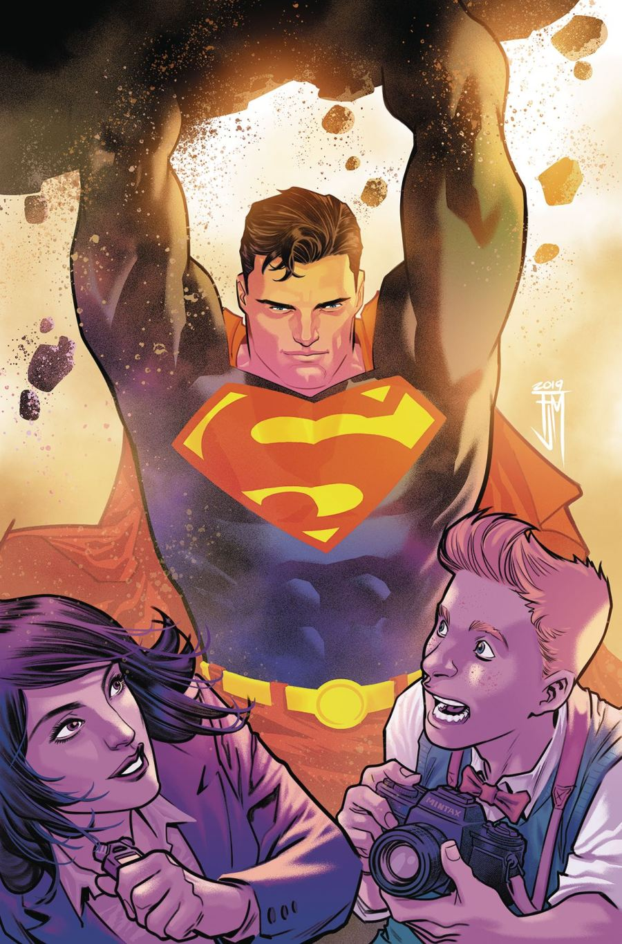 Image result for action comics 1011 variant cover
