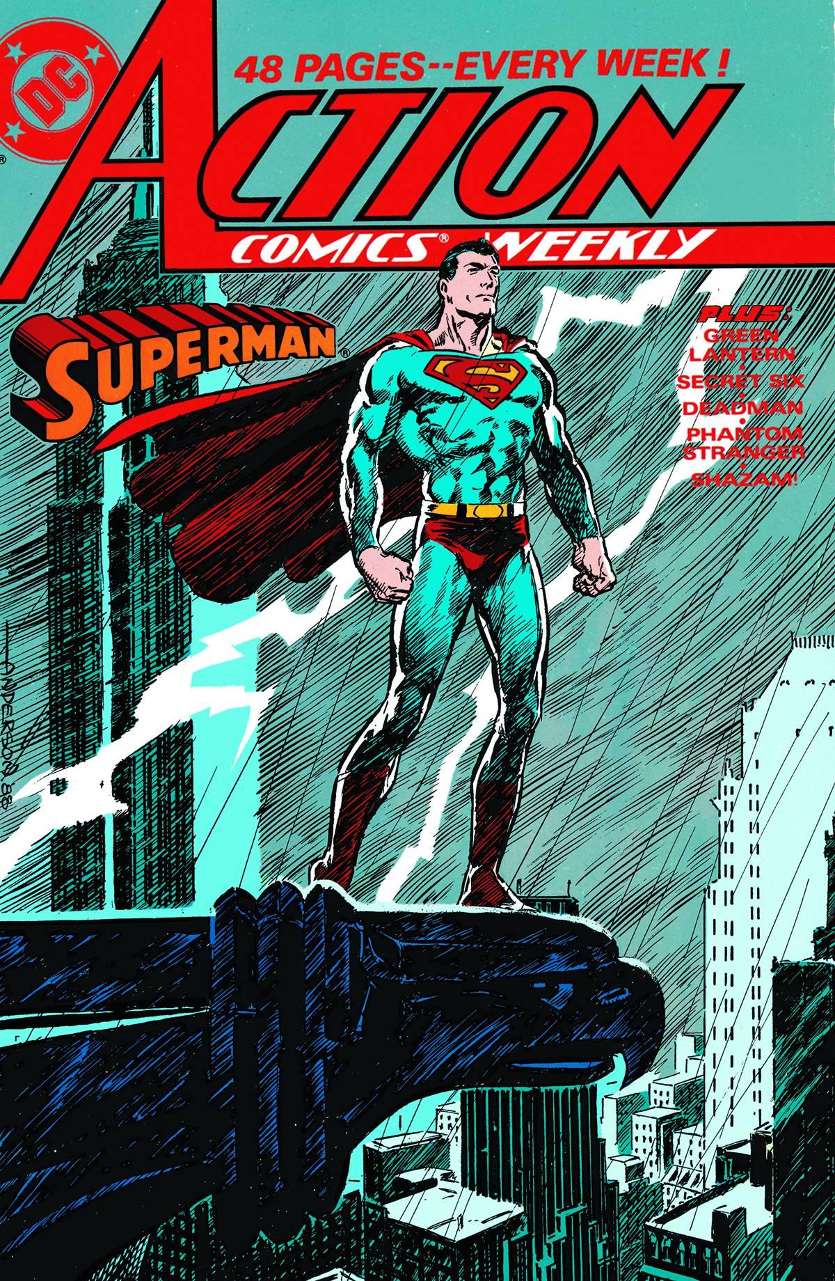 Brent Eric Anderson Fresh Comics
