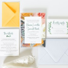 Succulent Wedding Invites