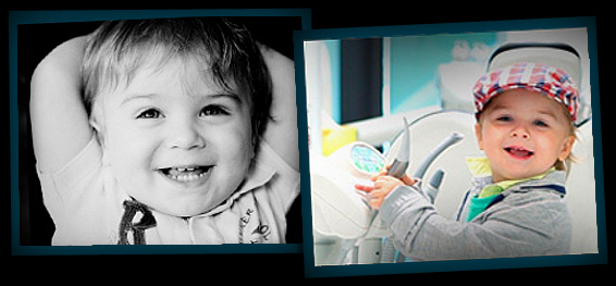 leczenie zębów u dzieci w Krakowie