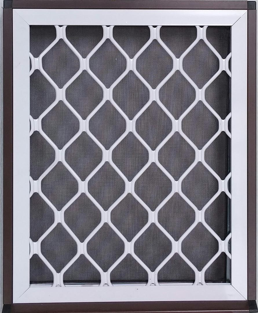Fresh Modern Window Grill Design For Sliding Windows
