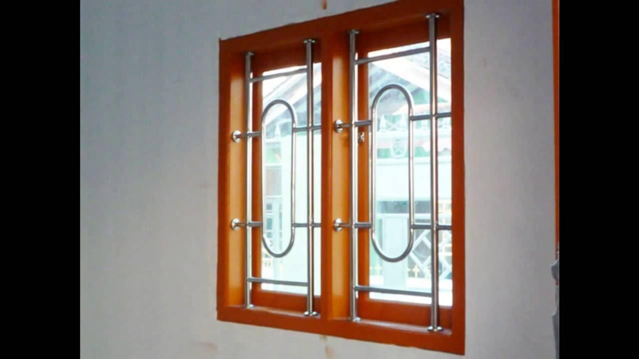 Modern Window Grill Design 2020