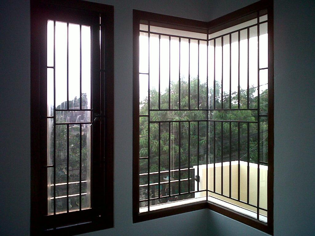 Modern Window Grill Design For houses