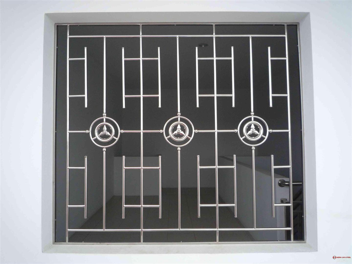 Modern Window Grill Design Free Images