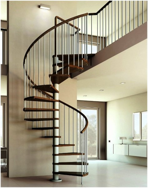 Spiral Staircase Dimensions Building Regulations