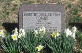 Tulip Gravesite decoration ideas