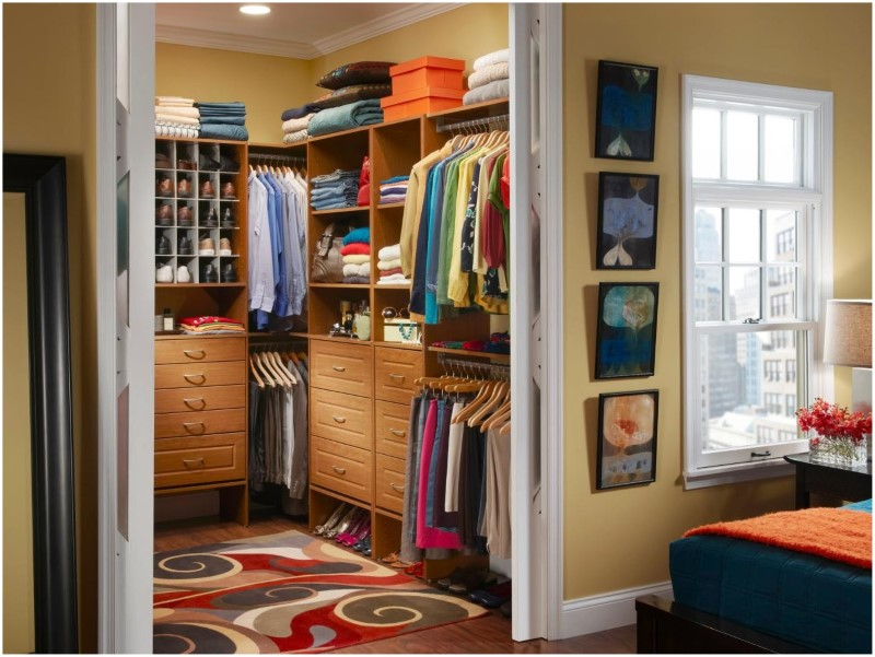 Alternative To Closet Door Ideas