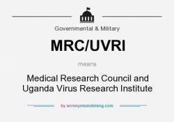 MRC Uganda Jobs