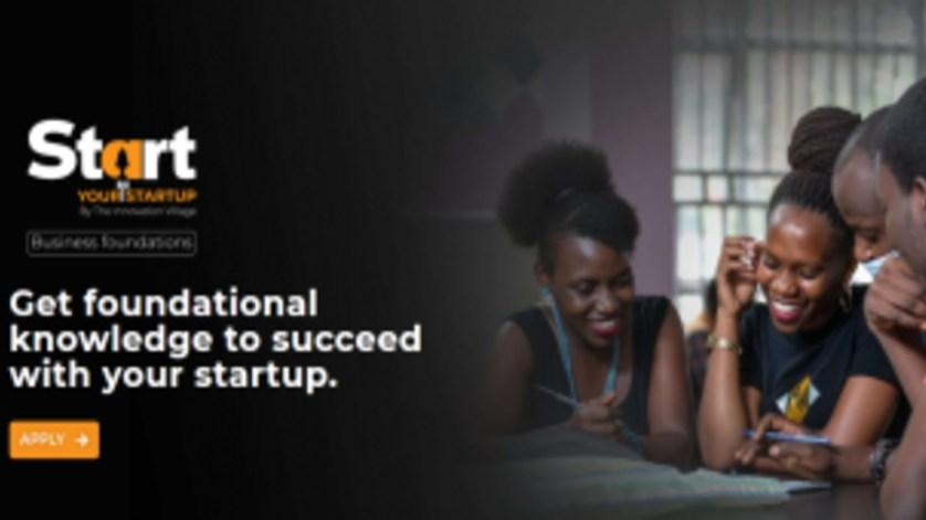 Start Your Startup program2021