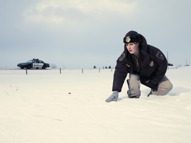 TV Interview: Fargo's Allison Tolman On Dallas and Interrogating Peeps
