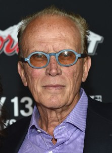 Director Peter Weller at the premiere for 'The Strain.'