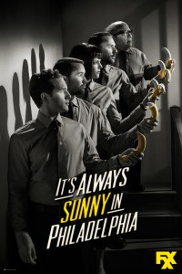 IT'S ALWAYS SUNNY IN PHILADEPHIA - Season 9 Key Art