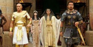 Joel Edgerton, Sigourney Weaver, John Turturro and Christian Bale star in EXODUS: GODS AND KINGS. Photo courtesy of 20th Century Fox.