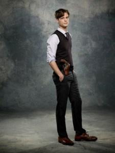 Matthew Gray Gubler as Dr. Spencer Reid in CRIMINAL MINDS. Photo courtesy of CBS.