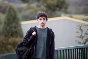 Craig Roberts wrote, directed and stars in JUST JIM.