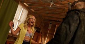 Malin Akerman stars in THE FINAL GIRLS. Photo courtesy of Sony Pictures.