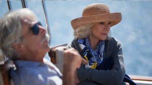Sam Elliot and Blythe Danner star in I'll See You In My Dreams. Photo courtesy of Bleecker Street Media.
